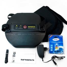 Металлоискатель (люкоискатель) Сфинкс ВМ-911 (компл. аккумулятором)